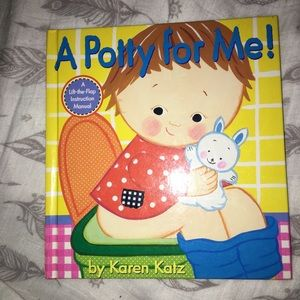 Children's book: A potty for me (Potty training)